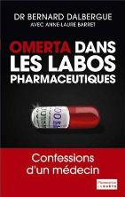 Omerta dans la laboratoires pharmaceutiques